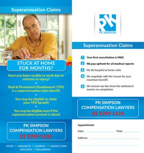 Total and Permanent Disability Claims Experts Asutralia Wide