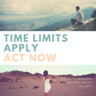 Act within 6 months with PK Simpson Compensation Lawyers