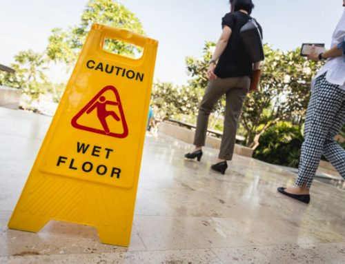 Occupiers Liability Claims – Slip and Fall Accidents