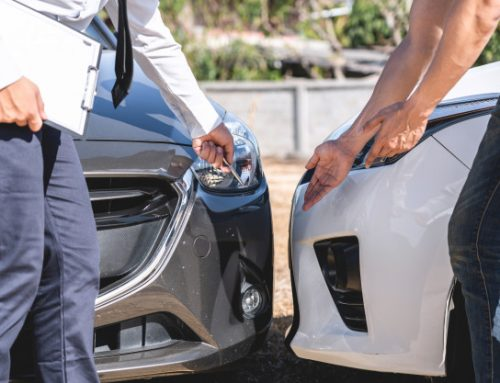 What Are the Requirements When it Comes to Making a Motor Vehicle Accident Claim?