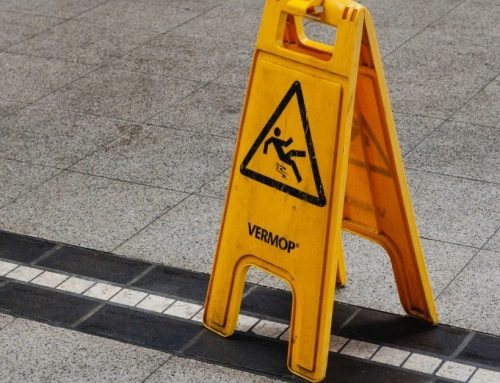 Slip and Fall Compensation Claims in Shopping Centres and Supermarkets